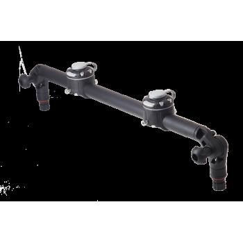 Тарга 610 мм з двома замками FMr132 і двома точками кріплення